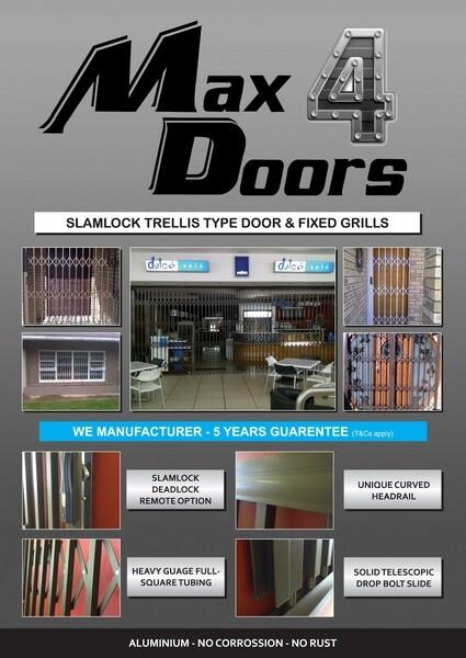Maxi Blinds Amp Doors Port Elizabeth Eastern Cape Netpages