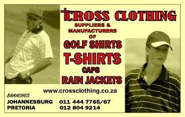Cross clothing pretoria gauteng netpages for T shirt manufacturers in durban