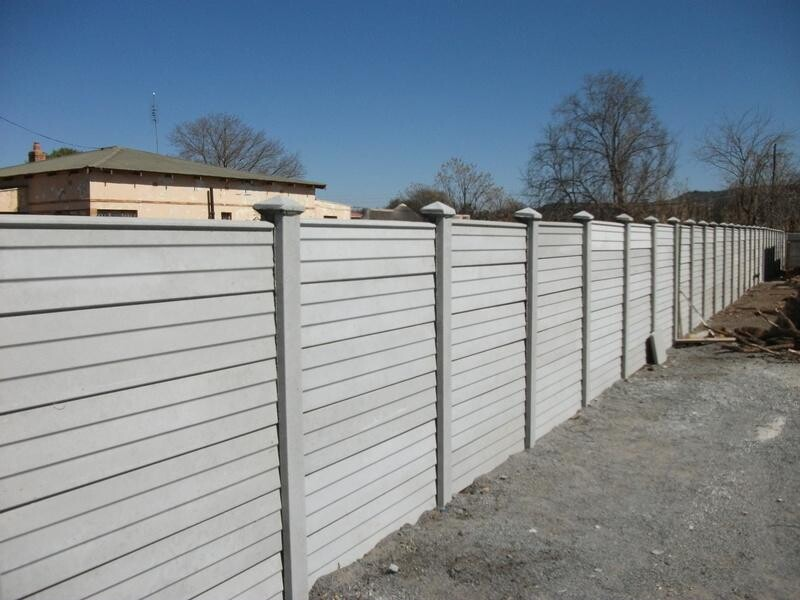 Pictures Of Types Of Precast Walls : Stop nonsense concrete rustenburg north west netpages