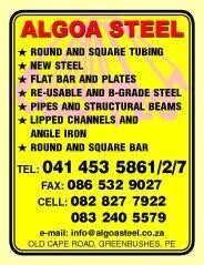 Algoa Steel Port Elizabeth Eastern Cape Netpages
