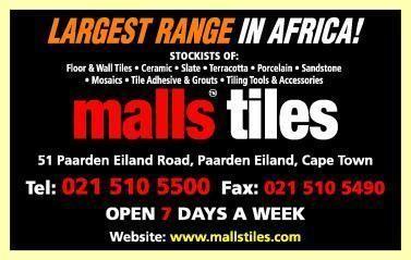 Malls Tiles Cape Town Cape Town Western Cape Netpages