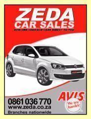 Zeda Car Sales Bloemfontein