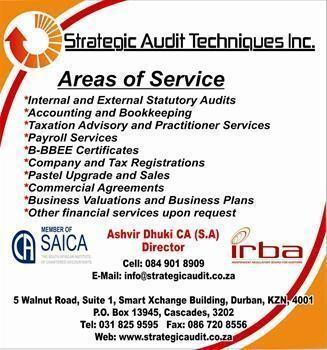 Business plan writers in durban